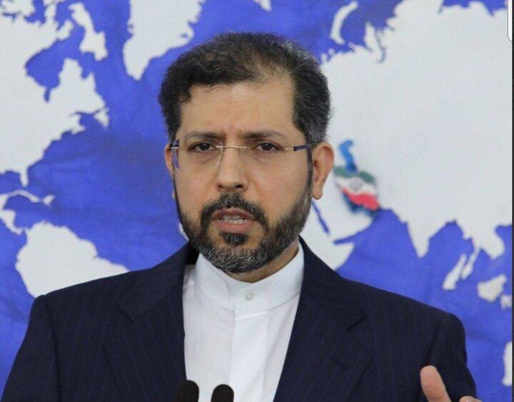 از برگزاری موفقیتآمیز انتخابات در عراق استقبال میکنیم / ایران در خصوص امنیت ملی خود هیچگاه با کسی شوخی نداشته است