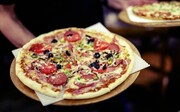 جشن پیتزا در فضا برگزار شد! / فیلم