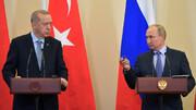 پوتین و اردوغان اواخر ماه جاری میلادی دیدار میکنند