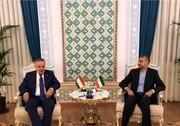 در دیدار وزرای خارجه ایران و تاجیکستان چه گذشت؟
