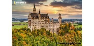 زندگی در قلب سرزمین قلعههای باستانی اروپا