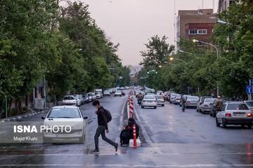 گزارش آب و هوا ۲۷ شهریور ۱۴۰۰ / ۶ استان بارانی میشوند