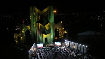 مراسم گرامیداشت محمدحسین شهریار برگزار شد