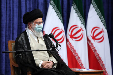 دیدار قهرمانان ایران در المپیک و پارالمپیک ۲۰۲۰ با رهبر انقلاب / تصاویر