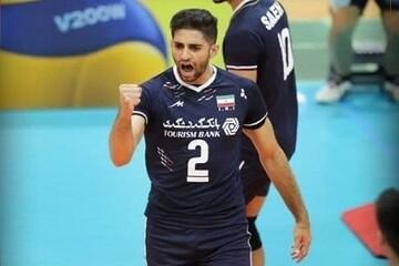 تیم ملی والیبال ایران با اقتدار راهی فینال شد