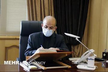 صدور حکم شهردار ارومیه از سوی وزیر کشور
