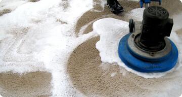 تاثیر شستشوی فرش در از بین بردن ویروس ها و میکروبها