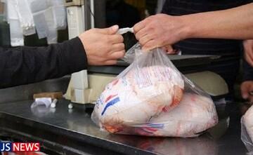 قیمت مرغ ۱۰ هزار تومان ارزان شد