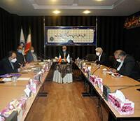 تاکید معاون شعب بانک ملی ایران بر تداوم حضور اثربخش بانک در پروژه های ملی