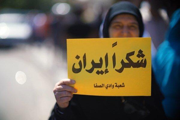 ورود سوخت ایرانی به لبنان / تصاویر