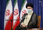 حواشی جالب دیدار رهبر انقلاب با مدالآوران ایران / فیلم