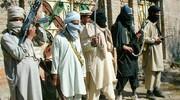 کتک زدن سارق توسط طالبان در کابل / فیلم