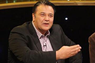 سوتی عجیب گزارشگر ورزشی صداوسیما روی آنتن زنده / فیلم
