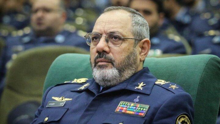 امیر نصیرزاده جانشین رییس ستاد کل نیروهای مسلح شد