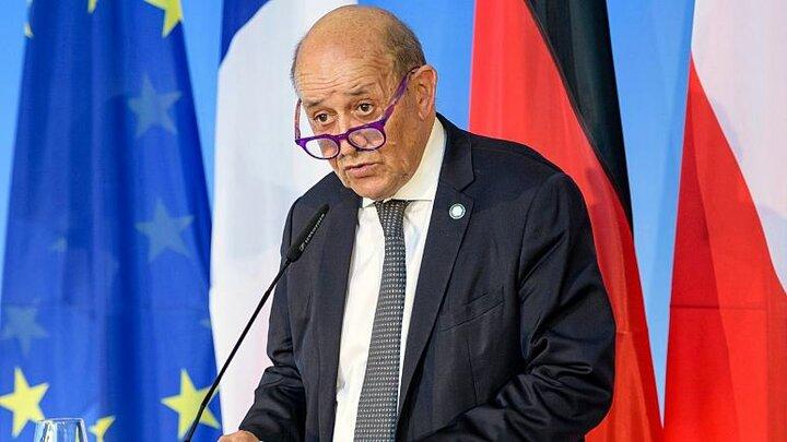 وزیر خارجه فرانسه: با فرصتطلبی لندن آشناییم