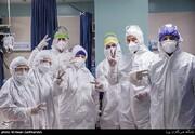 آمار مرگ و میر پرستاران مبتلا به کرونا به صفر رسید / تزریق دوز سوم واکسن کرونا به مدافعان سلامت
