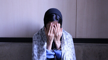 لیلا شکارچی پیرمردهای تهرانی بود / صیغه برای دلار و سکه ! + فیلم