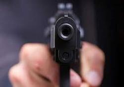لحظه شلیک مستقیم خلافکار سابقهدار به پلیس شجاع گلپایگانی / فیلم