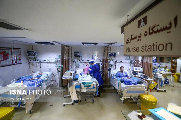 آخرین آمار کرونا؛ ۳۴۴ فوتی و ۱۷۳۹۷ ابتلا / ۶۷۰۷ نفر در ICU بستری هستند