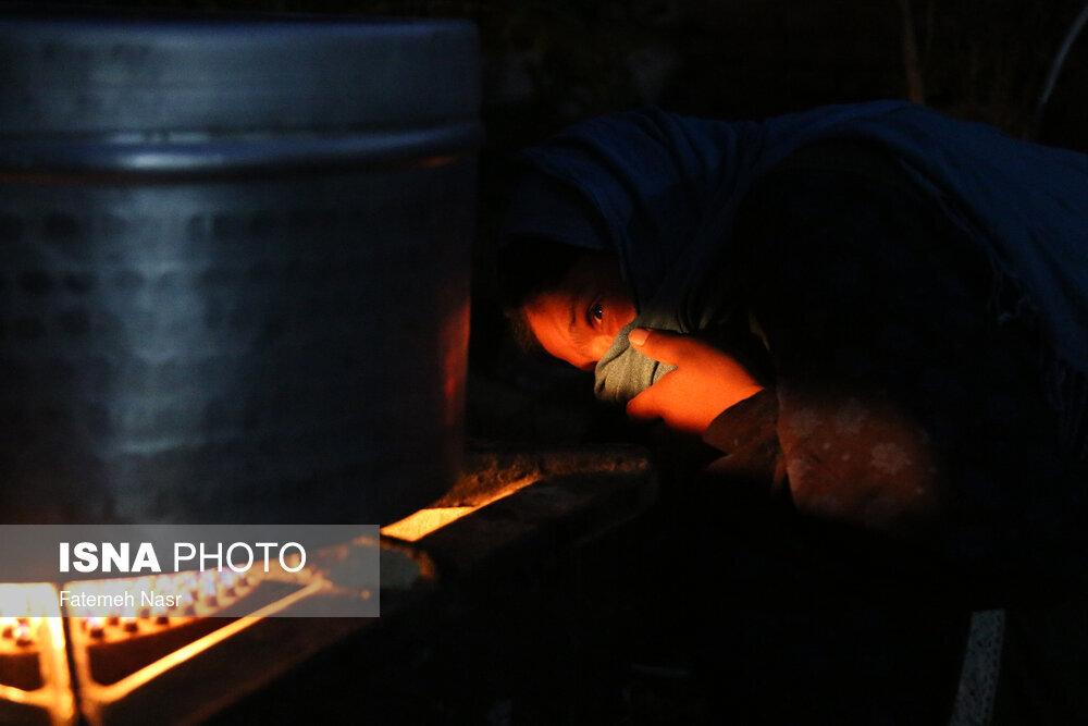 تصاویری از وضعیت زندگی مهاجران افغان در حاشیه شهر اصفهان