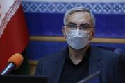 وزیر بهداشت: فقط بیمارستانهای تهران را نبینید، اوضاع بسیار خراب است