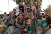 کارهای بچه گانه اعضای طالبان باز هم جنجالی شد / فیلم