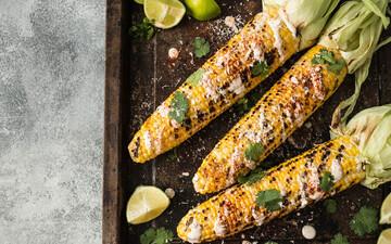 طرز تهیه ذرت مکزیکی خانگی را یاد بگیرید