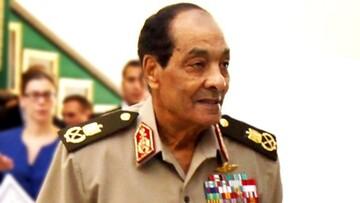درگذشت وزیر دفاع پیشین مصر
