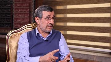 سوال جنجالی احمدینژاد از پوتین درباره طالبان / عکس