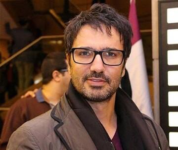 محمدرضا فروتن بازیگر «دختری با لباس ارغوانی» شد