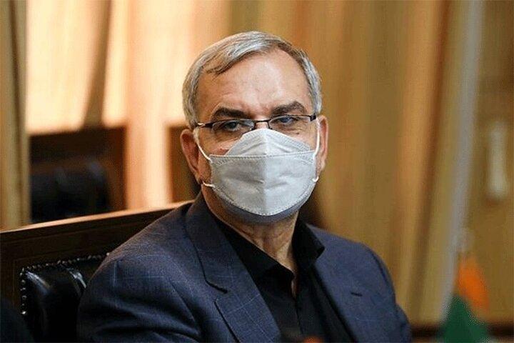 انتقاد تند وزیر بهداشت از صداوسیما / فیلم