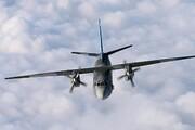 خروج هواپیمای آنتونوف ۲۶ روسیه از رادار