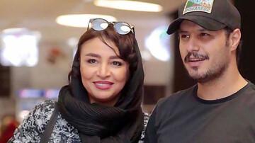 ماجرای ازدواج عاشقانه جواد عزتی / فیلم و عکس
