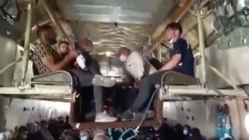 ماجرای کلیپ جنجالی هواپیمای دو طبقه برای سفر به اربعین چه بود؟