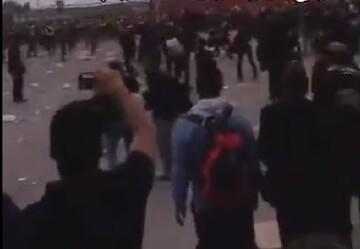 توضیحات وزارت کشور درباره پشت پرده تجمع در مرز شلمچه