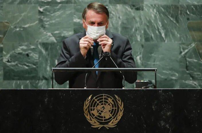 مثبت شدن تست کرونای وزیر بهداشت برزیل در نیویورک