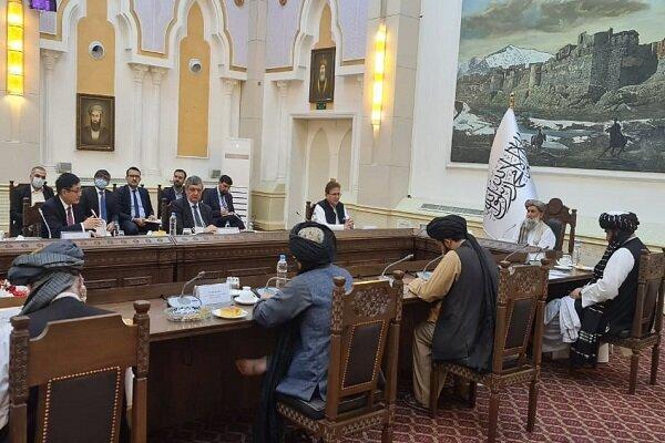 توافق روسیه، چین و پاکستان با طالبان در زمینه حفظ تماسها