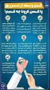 قبل و بعد از تزریق واکسن کرونا چه کنیم؟ / عکس