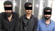 دار و دسته چنگیز خان در مشهد دستگیر شدند / عکس