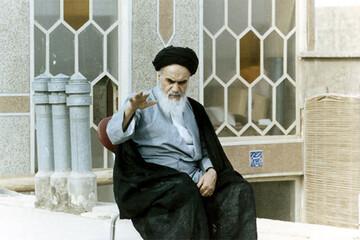 امام خمینی(ره) در ساعات اولیه جنگ چه فرمودند؟ / فیلم
