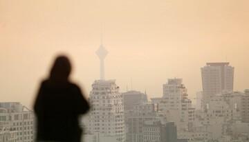 تهران امسال اصلا هوای پاک نداشت