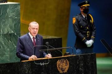 اردوغان: رابطه ترکیه با آمریکا خوب نیست