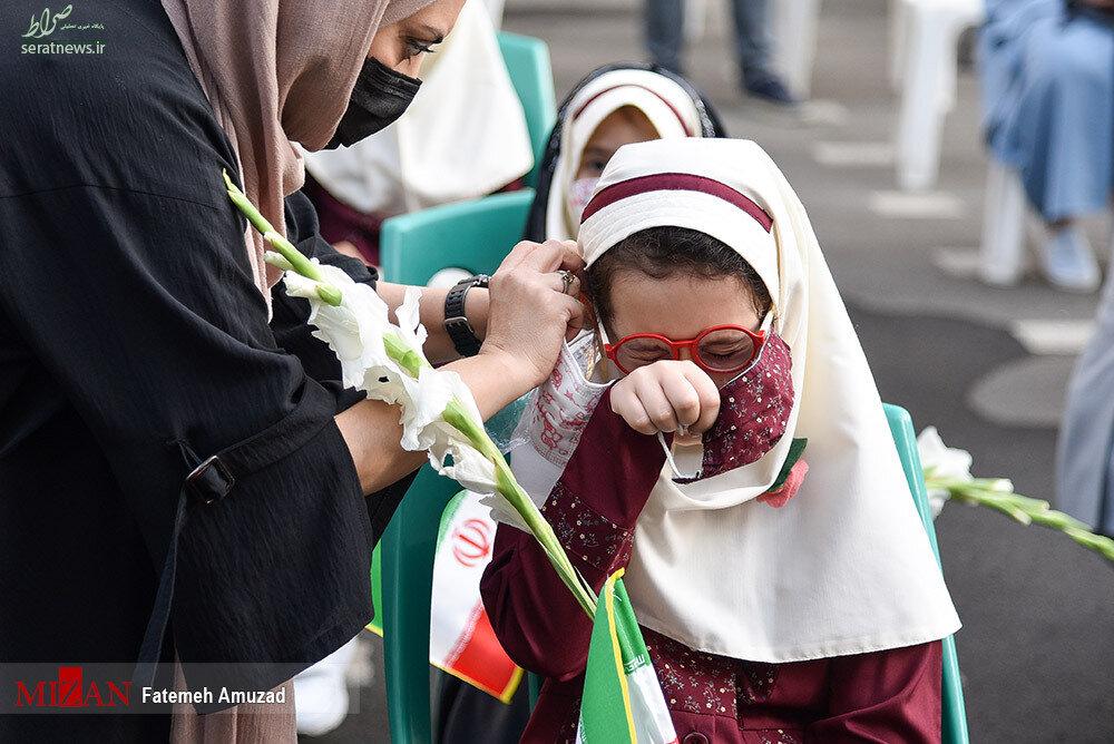 جشن شکوفهها و آغاز سال تحصیلی ۱۴۰۰ / تصاویر