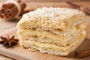 شیرینی ناپلئونی خوشمزه + طرز تهیه