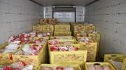 توزیع ۲۵ تن مرغ گرم در پایتخت از صبح امروز