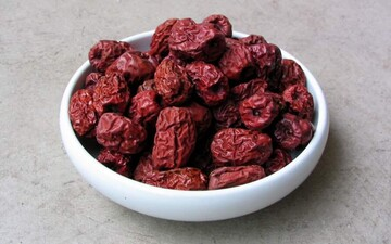 عناب، میوهای مناسب برای مصرف در فصل پاییز