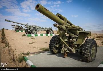 باغ موزه دفاع مقدس بجنورد / تصاویر
