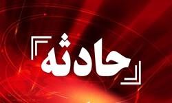 یک کشته در پی آتش گرفتن اتوبوس در جاده اهر- تبریز