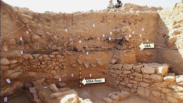 عامل ویرانی شهر قوم لوط بعد از ۳۶۰۰ سال کشف شد