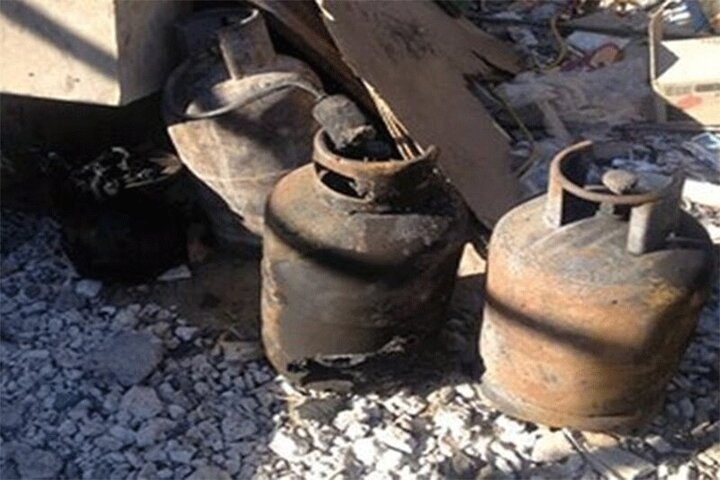 انفجار مرگبار کپسول گاز در یک مغازه در چین / فیلم